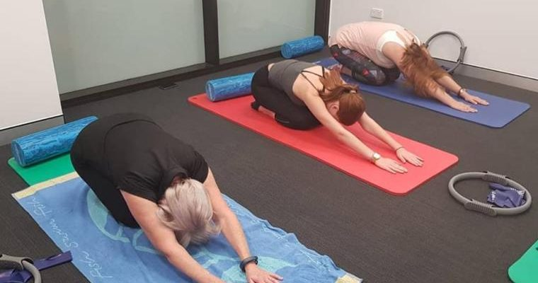 physio led pilates classes eatons hill