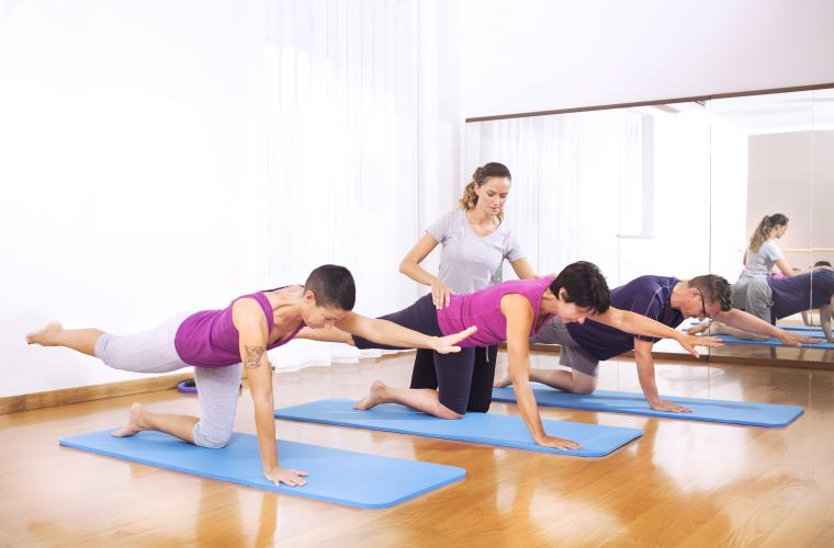 Is Pilates still covered by Private Health Insurance