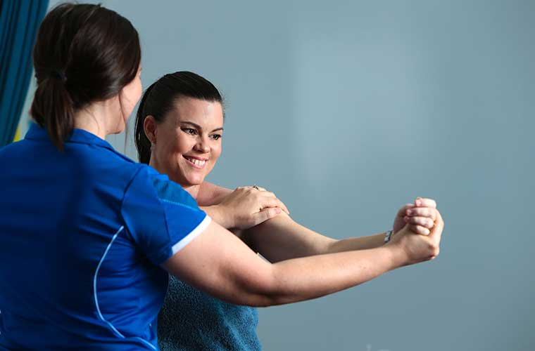 Shoulder Physio Brisbane North
