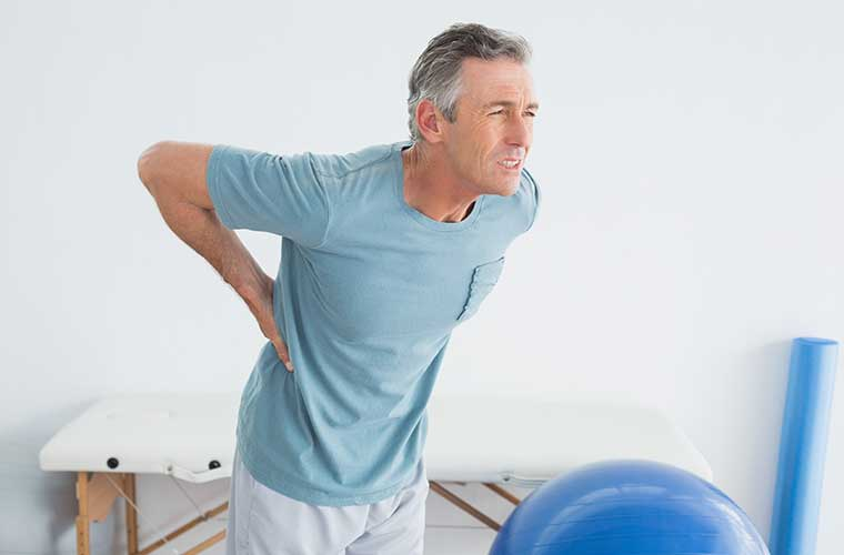 Safe Exercises for a slipped disc