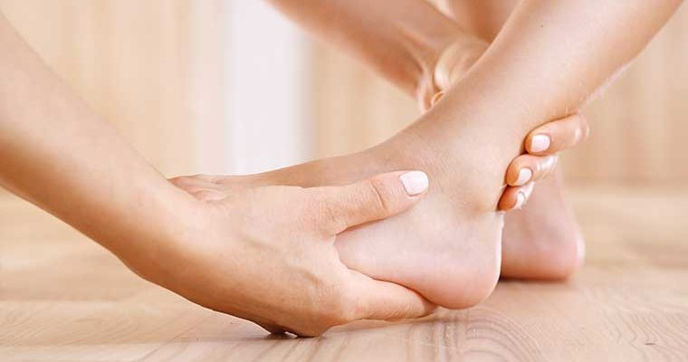 Should I see a physiotherapist or podiatrist?