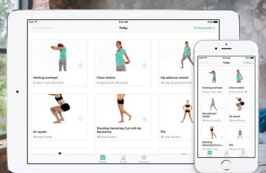 Physitrack - the app we use for your treatment