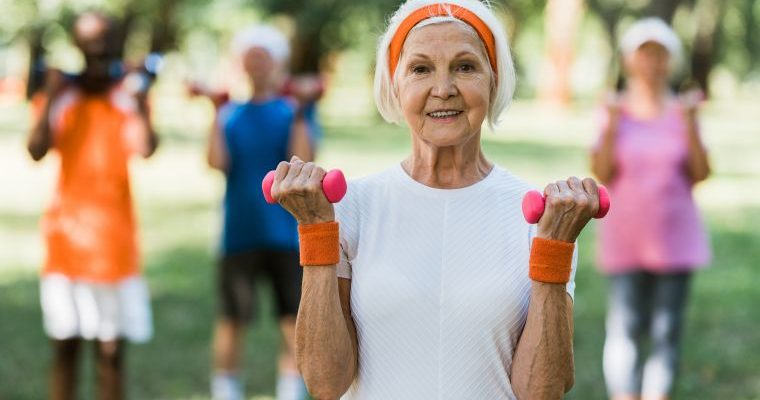 best exercises for 60-year-old women