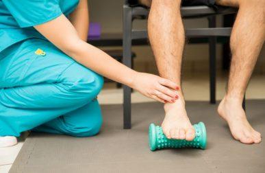 Plantar Fasciitis Treatment Exercises