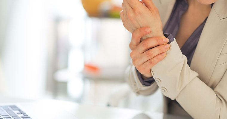 Physiotherapy for wrist pain